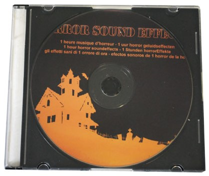 CD Horror geluiden
