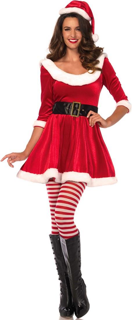 1523cecef4dc8c Kerstjurkje Santa Sweetie voor dames