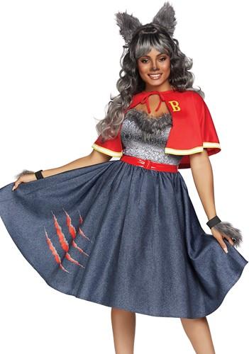 Halloween Dameskostuum Teen Wolf