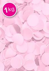Confetti 1 Kilo Brandveilig Roze