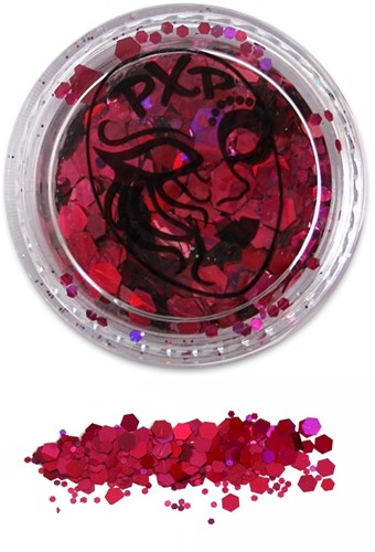 PXP Glitters Grof Pink (Flamingo Pink) 5gr.