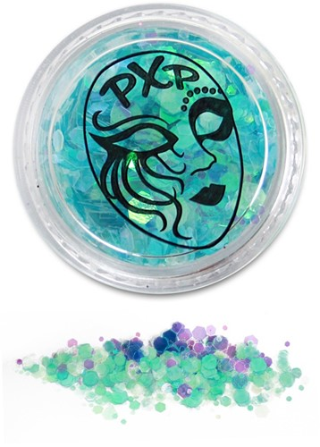 PXP Glitters Grof Blue Mermaid 5gr.
