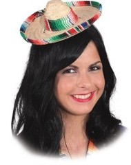 Sombrero Mini Luxe