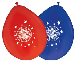 Ballonnen USA - Amerika 8st.