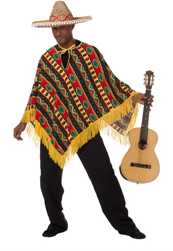 Mexicaanse Poncho Higuitta