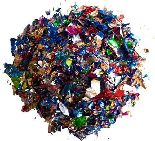 Confetti Folie 100 gram