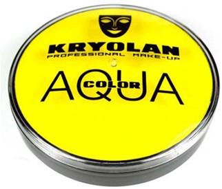 Aquacolor Kryolan 509 Geel (20ml)