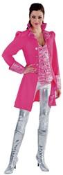 Damesjas Markiezin Luxe Pink