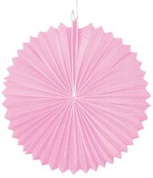Lampion Bol Pink 22cm