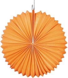 Lampion Bol Oranje 22cm