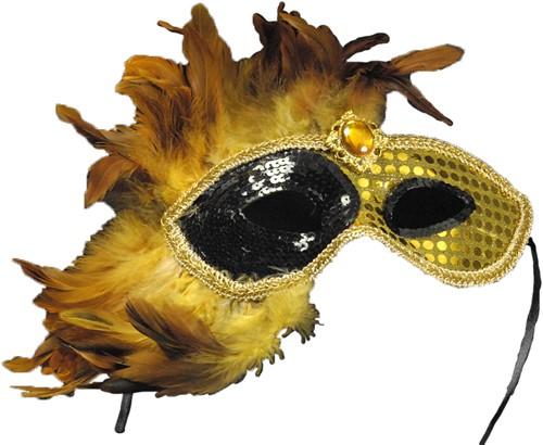 Masker Golden Eye + Veren