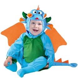 Blauw Draken Pakje voor babies
