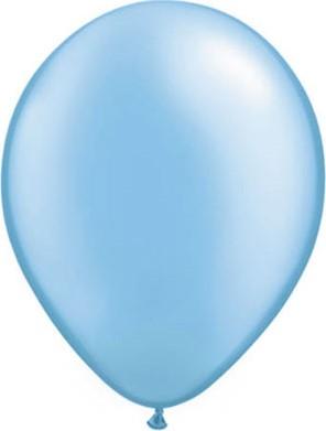 Ballonnen Lichtblauw 100 stuks 30cm