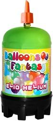Heliumtank 10 Ballonnen (1,2 liter)