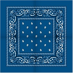 Zakdoek Blauw (54x54cm)