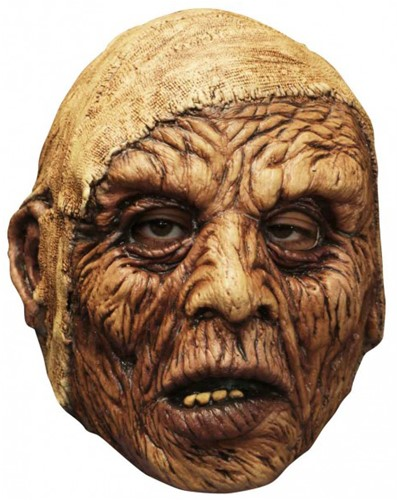 Masker Old Mummy Latex Luxe