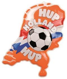 Wanddeco Hup Holland Hup