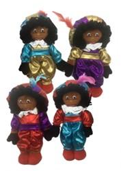 Decoratie Zwarte Piet Luxe (35cm)