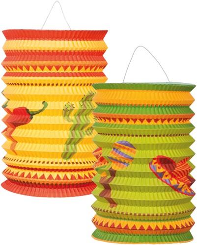 Lampionnen Fiesta 2st