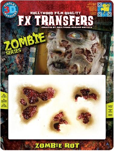 Professionele Wond FX - Zombie Rot