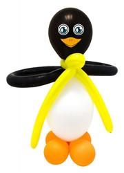 Ballondecoratie Pinguin 2st. 65cm