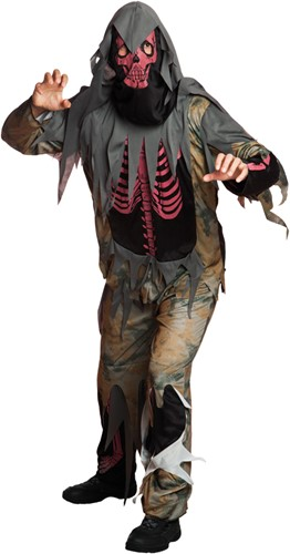 Halloweenkostuum Shiver voor heren