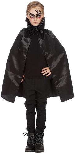 Dracula Cape Zwart voor kinderen