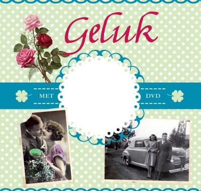 Boek Geluk (met DVD)