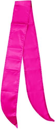 Hoofdband / Sjaal Pink