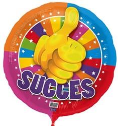Folieballon Succes