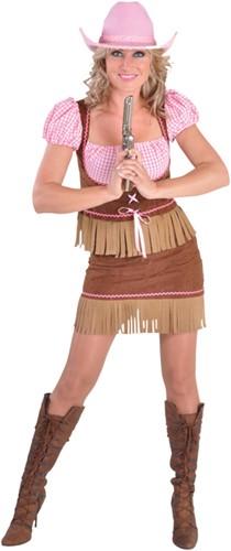 Dameskostuum Cowgirl Luxe 2dlg