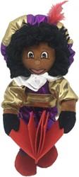 Decoratie Zwarte Piet Luxe (50cm)