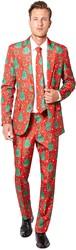 Herenkostuum Suitmeister Christmas Trees