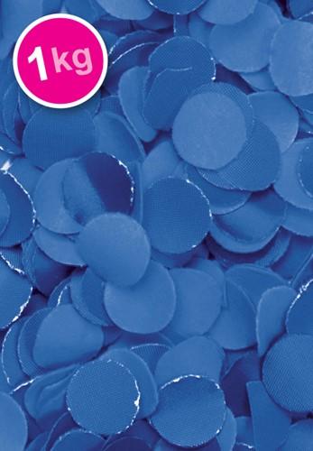 Confetti 1 Kilo Brandveilig Blauw