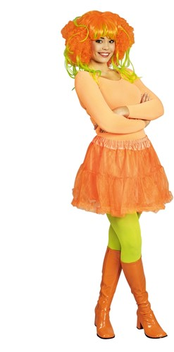 Petticoat Neon Oranje