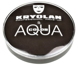 Aquacolor Kryolan 102 Donkerbruin (55ml)