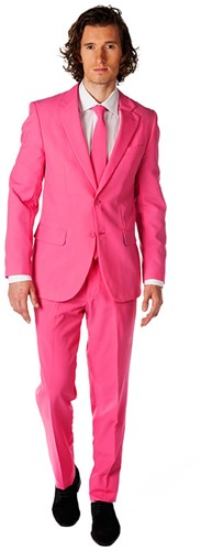 Herenkostuum OppoSuits Mr. Pink
