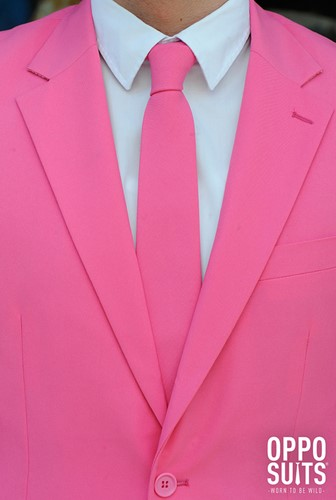 Herenkostuum OppoSuits Mr. Pink -3