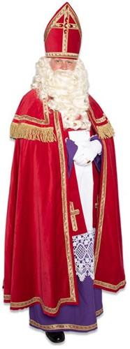 Sinterklaas Kostuum TV Katoenfluweel
