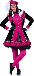 Dames Pietenpak Graciosa Pink/Zwart