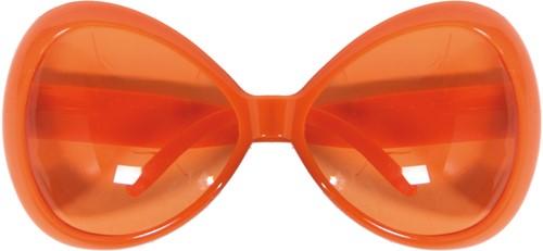 Mega Bril Oranje