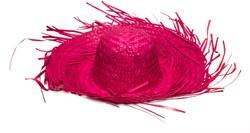 Zwervershoed Stro Pink
