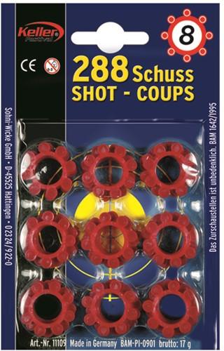 Ammorces 8-schots 36st