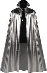 Cape Metallic Zilver (135cm)