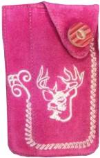 Tiroler Smartphone Hoesje Pink