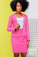 Dameskostuum OppoSuits Ms. Pink (sfeerbeeld)
