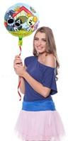 Folieballon Woezel en Pip 45cm-2