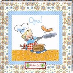 Boek Opa! (Pauline Oud)
