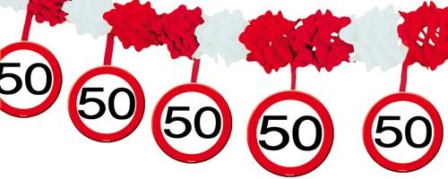 Slinger 50 Jaar Verkeersbord