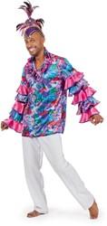 Caribbean Hemd voor heren